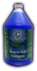 Natural Solution Pool Treatment