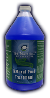 Natural Pool Treatment